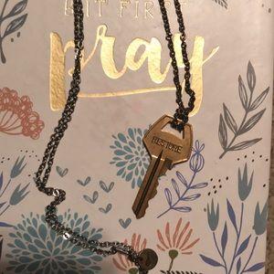 Giving Keys Necklace